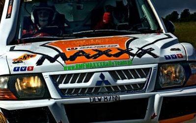 Iguana RMF MAXXX rally team ponowne zwycięstwo – napisali o nas