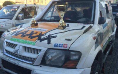 2 miejsce / runda mistrzostw Polski Master Race 04-05.10.2014