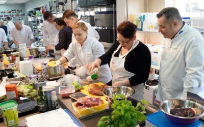 Warsztaty kulinarne Unilever