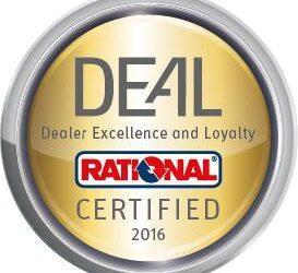 Certyfikowany dealer Rational 2016