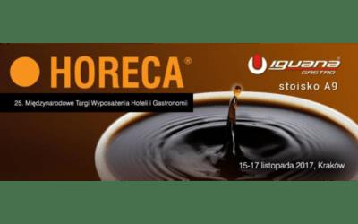 Targi Horeca 15-17 listopada 2017 Kraków