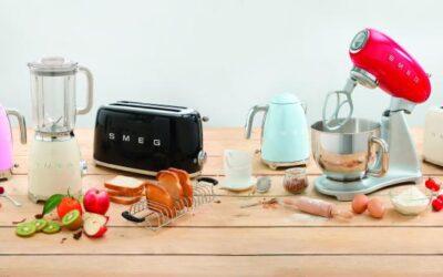 Smeg – nowe ikony przestrzeni kuchennej