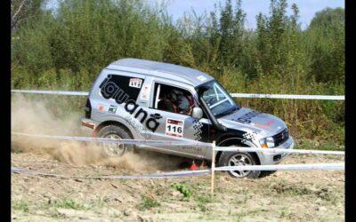 I miejsce klasa super profi dla Iguana rally team