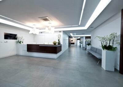 Klinika wnętrza3 400x284 - Medical Clinic - Podhale