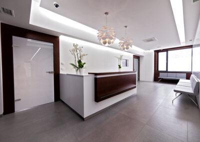 Klinika wnętrza5 400x284 - Medical Clinic - Podhale