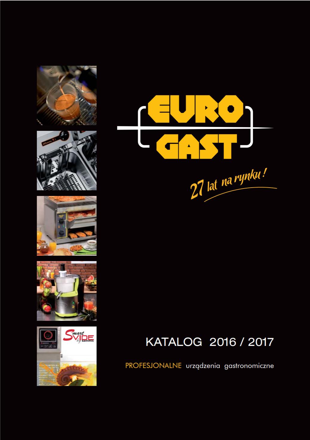 Eurogast - Katalog