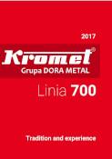 Katalog Kromet - Linia 700