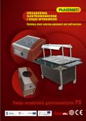 Katalog Plastmet - urządzenia gastronomiczne i ciągi wydawcze
